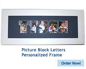 picture blocks frame