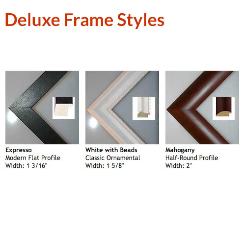 Deluxe Frame Styles
