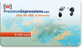 Precious Expressions E-Gift Card Gift Certificate
